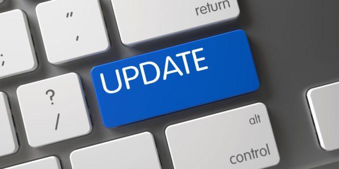 MedicalPlus logiciel de gestion de cabinet médical mise à jour update